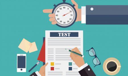 Rezultati pismenog dijela testiranja – nastavnik njemačkog jezika