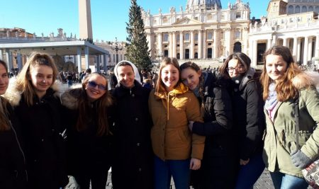 U Rimu od 2. do 6. siječnja 2019.